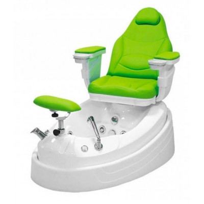 Педикюрное кресло с гидромассажной ванной PEDI SPA