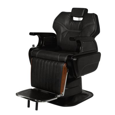 Мужское парикмахерское кресло МД 8738 гидравлика