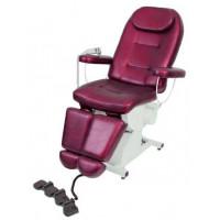 Педикюрное косметологическое кресло ТАТЬЯНА электромотор