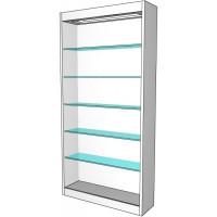 Витрина Shelves