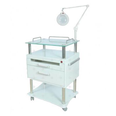 Лампа-лупа для столика PRINCESS UV (CH2)