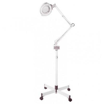 Лампа лупа на штативе 58045