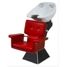 Мойка парикмахерская «Домино» с креслом «Лорд»