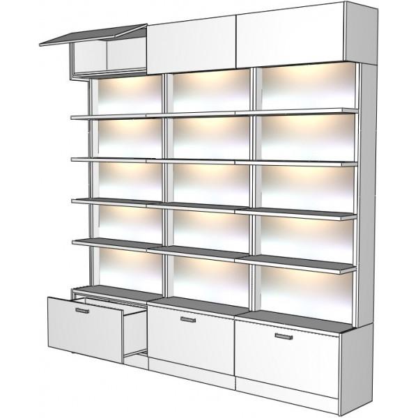 Купить шкаф витрину для косметики avon купить онлайн