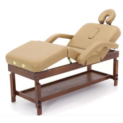 Стационарный массажный стол FIX-0A (МСТ- 15Л)