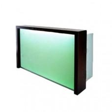 Glass - стойка ресепшн