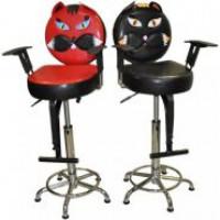 Детские кресла парикмахерские (7)