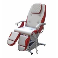 Педикюрное косметологическое кресло Надин электромотор