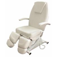 Педикюрное косметологическое кресло Нега 3 мотора